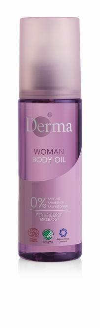 Derma Eco Woman Olejek do ciała 145ml